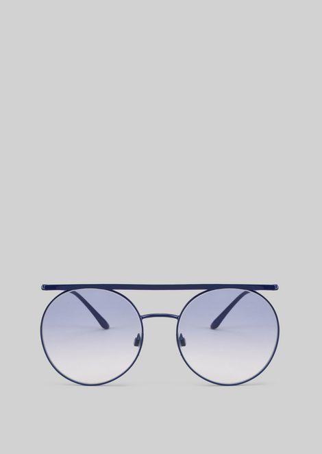 seleziona per originale Più affidabile 100% genuino Occhiali da sole in metallo con lenti sfumate Giorgio Armani  AR6069.L321419.L156.L